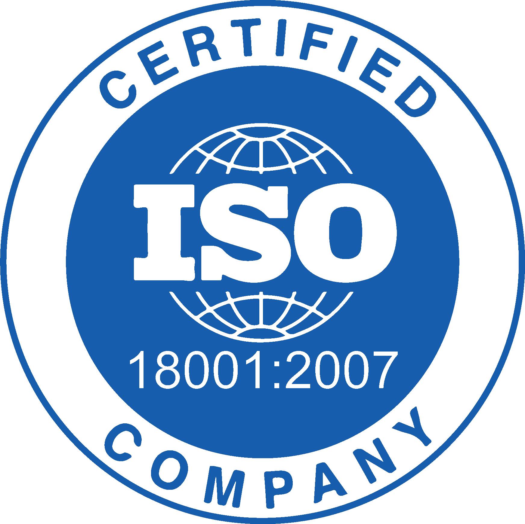 BS OSHAS 18001:2007